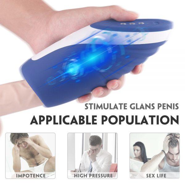 Automatic Masturbation Cup Masturbator 2